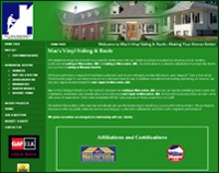 Macs Vinyl Siding and Roofs