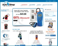 Shop Automotive Software