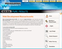 Web Development Massachusetts